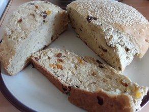 almond loaf